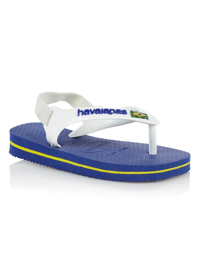 Havaianas Baby Brasil Logo sandaal