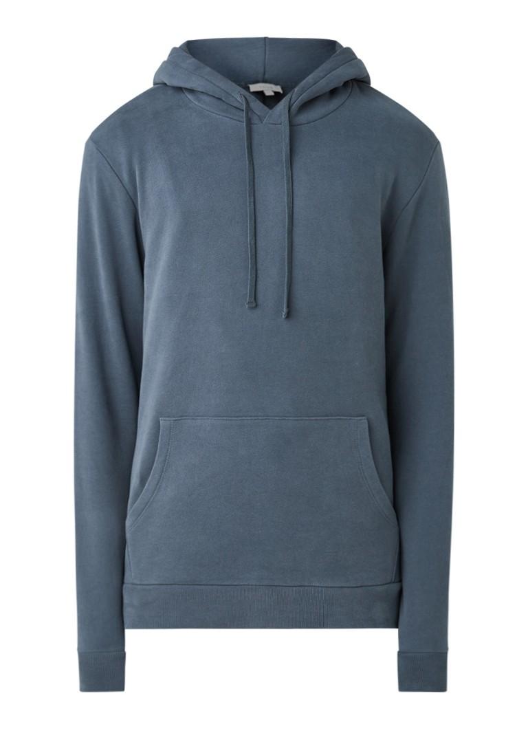 Reiss Berwick hoodie van katoen