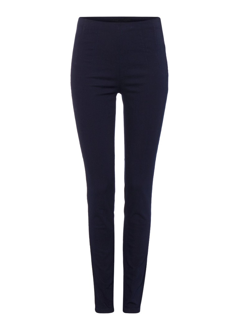 Phase Eight Amina Darted jegging met ritssluiting wit