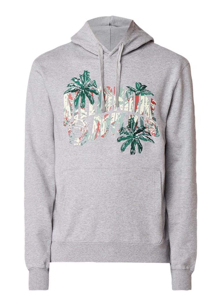 Billionaire Boys Club Palmer hoodie met logoprint en borduring