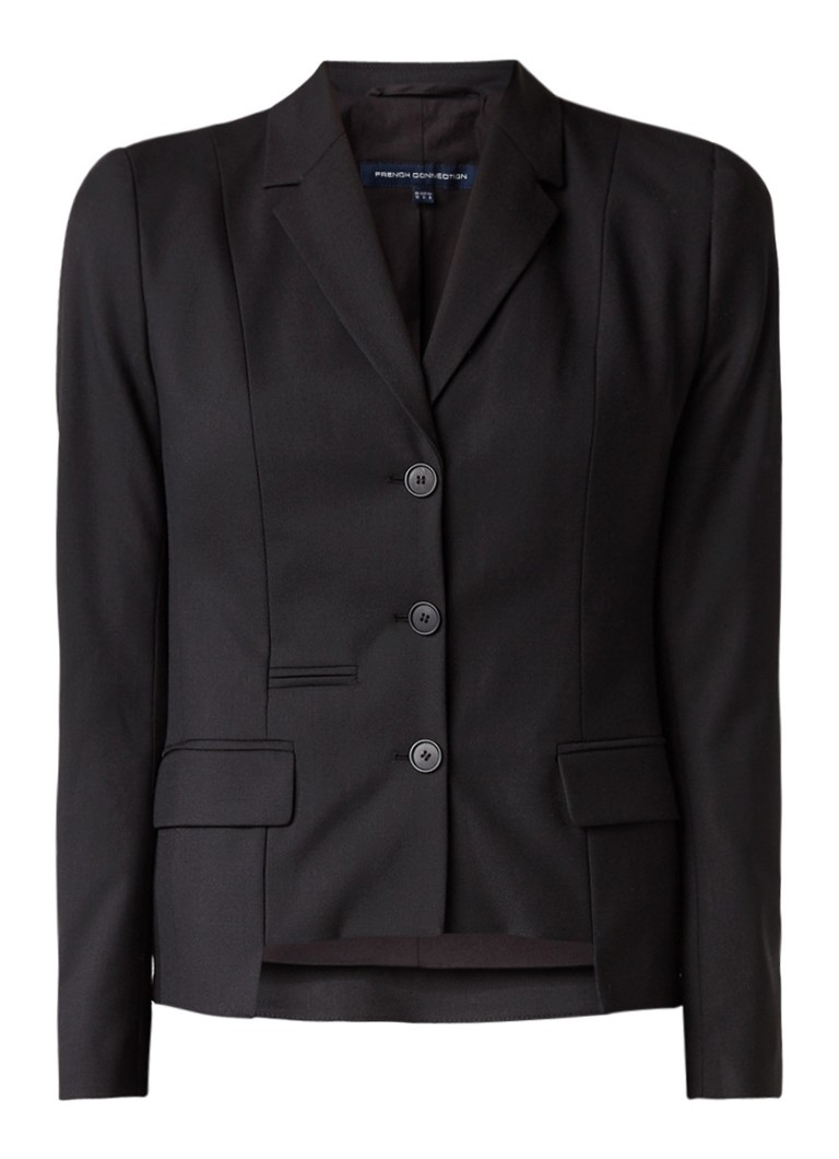 French Connection Winer Tallulah blazer in wolblend