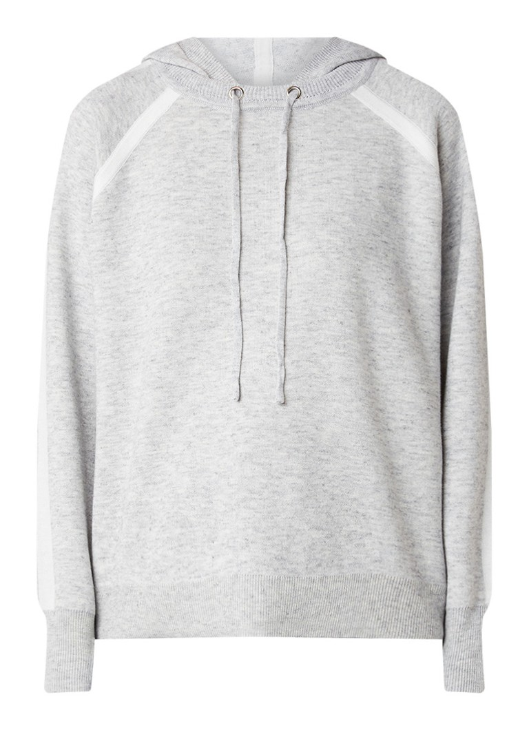 Image of Opus Peggie fijngebreide sweater in wolblend