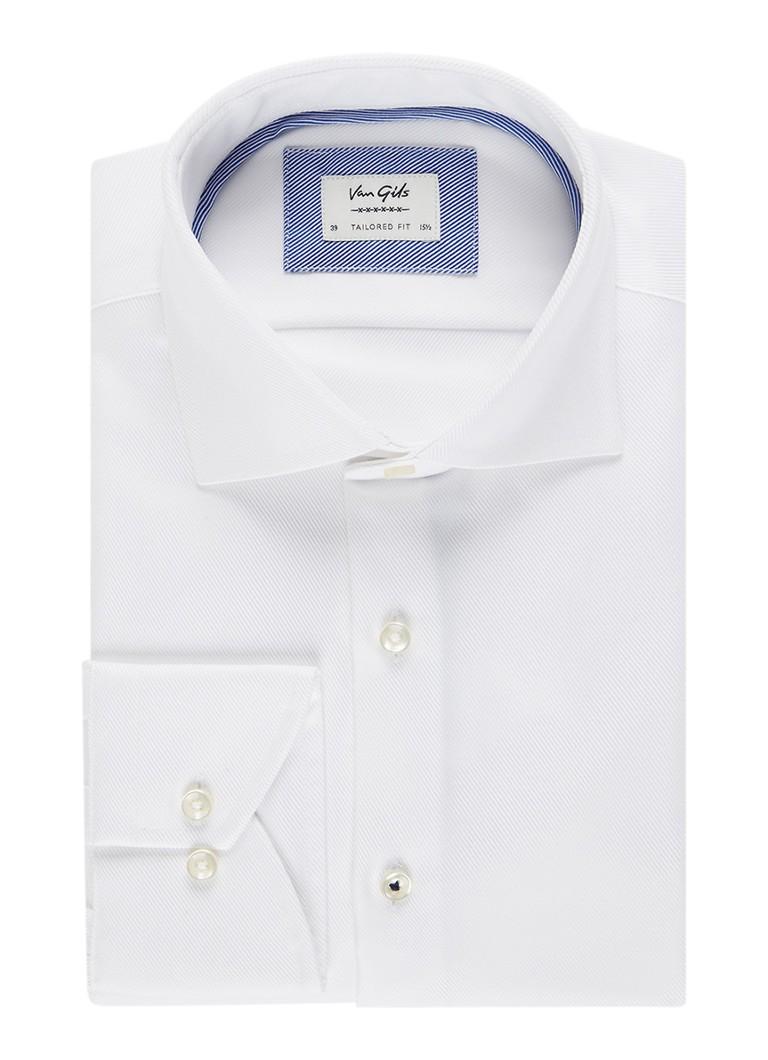 Van Gils Eden tailored fit overhemd