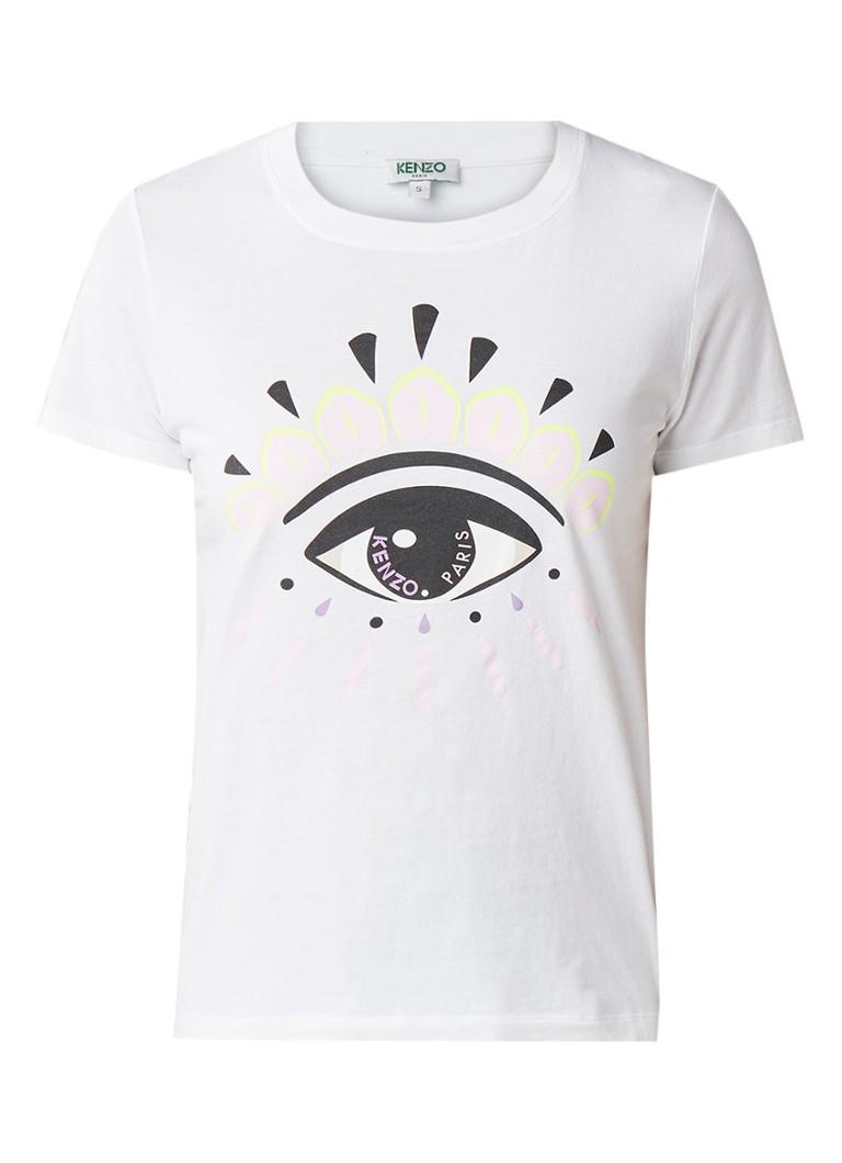 KENZO Icon Eye T-shirt met opdruk