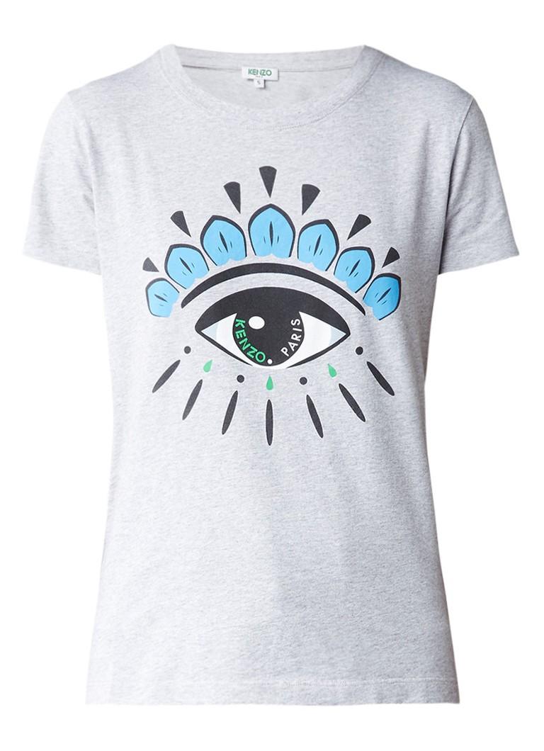 KENZO Eye Icon T-shirt met opdruk