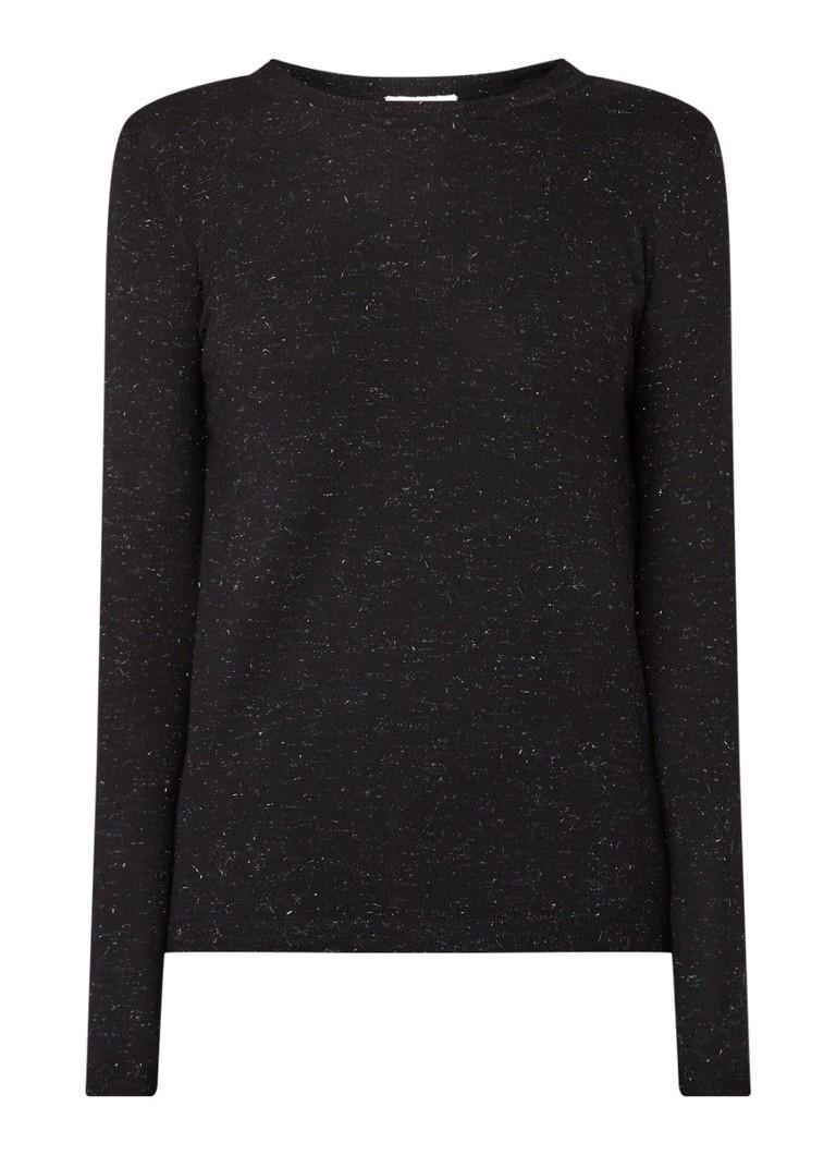 Whistles Annie fijngebreide pullover met lurex