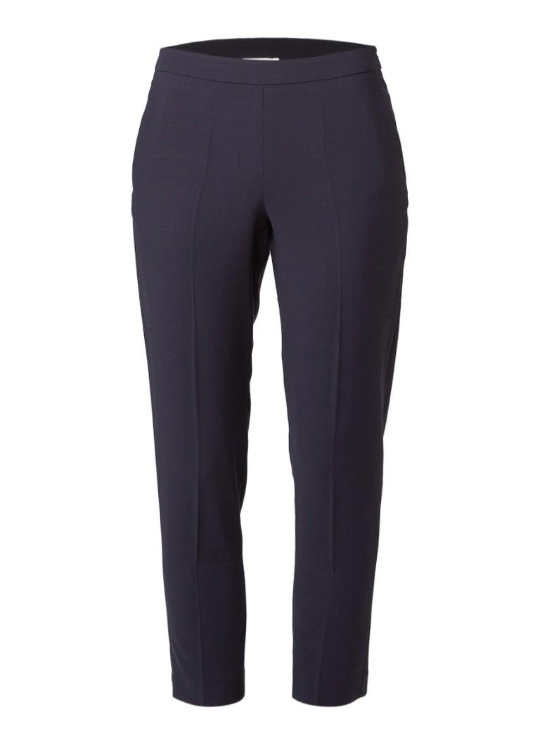 Whistles Anna pantalon met elastische tailleband
