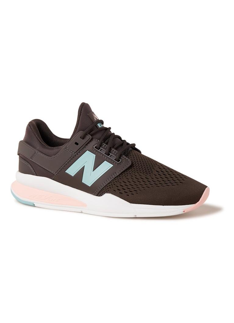 New Balance WS247 sneaker met mesh details