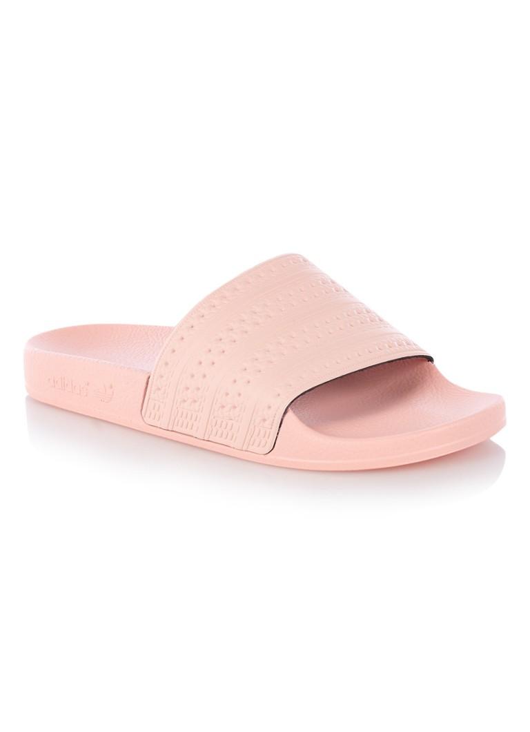 adidas Adilette slipper in uni