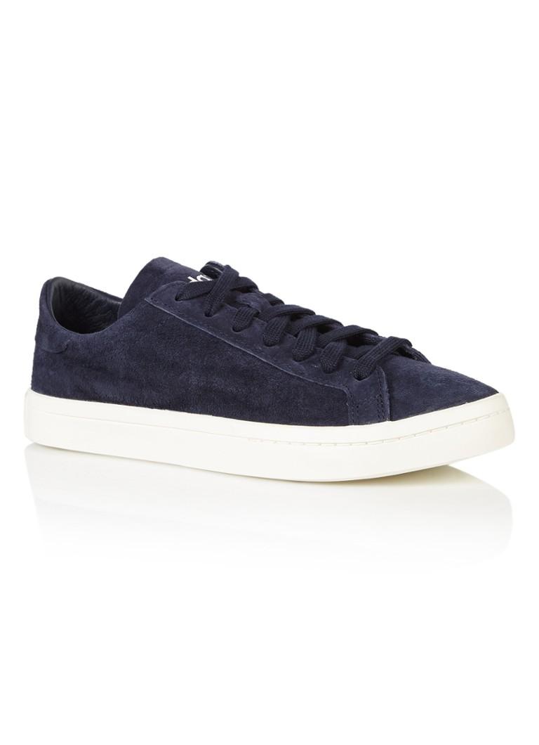 Adidas Court Vantage damessneaker blauw