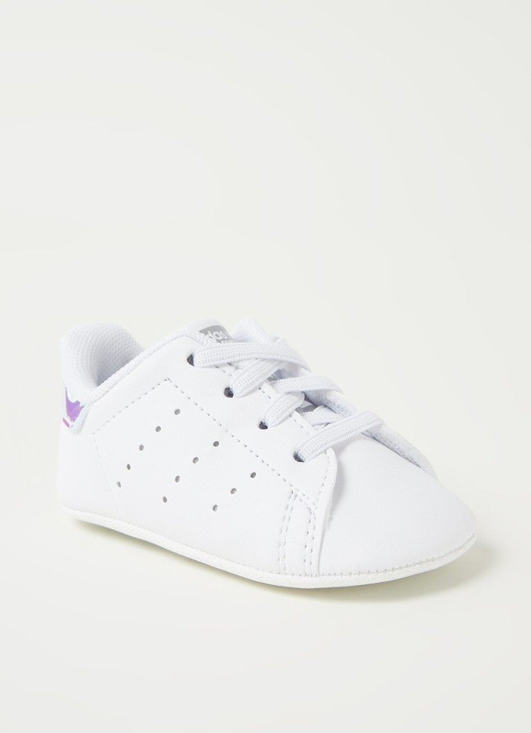 Adidas Originals Stan Smith sneakers wit/zilver metallic online kopen