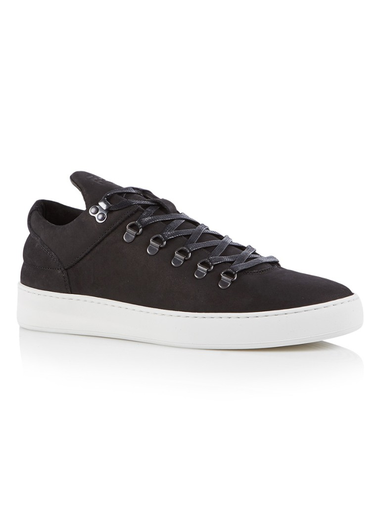 Filling Pieces Mountain Cut herensneaker zwart