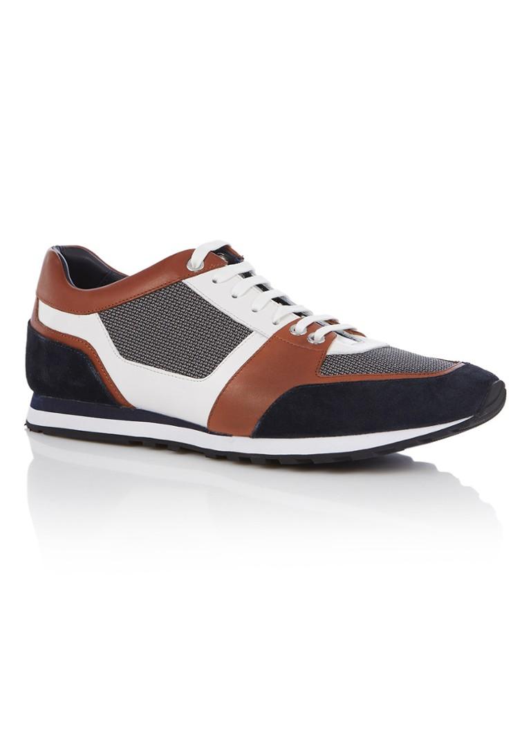 Hugo Boss herensneaker bruin