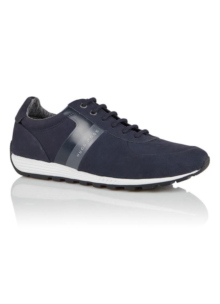 Hugo Boss herensneaker blauw