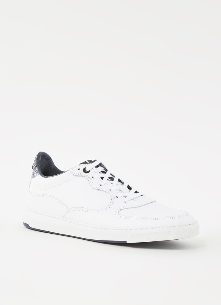 Floris van Bommel Sneaker van kalfsleer