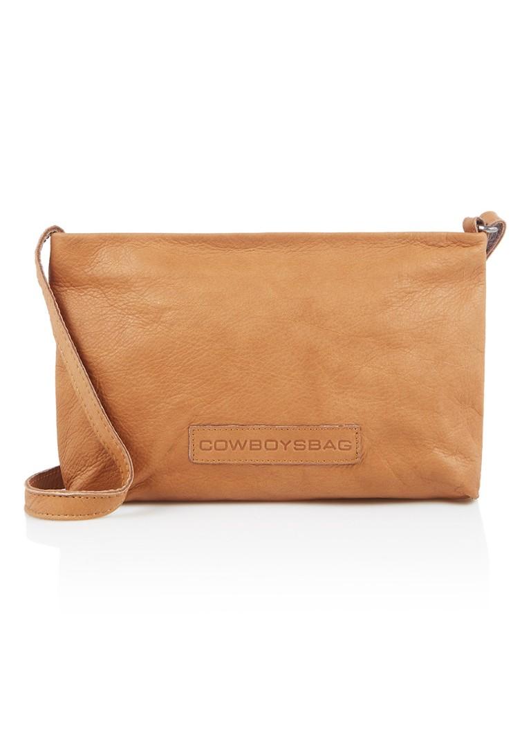 Cowboysbag Willow crossbodytas van leer