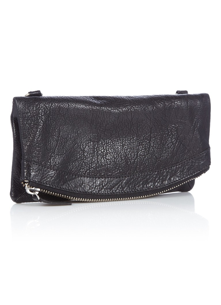 Cowboysbag Ikley clutch van leer