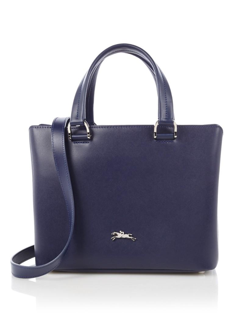 Longchamp Honoré 404 shopper S van leer