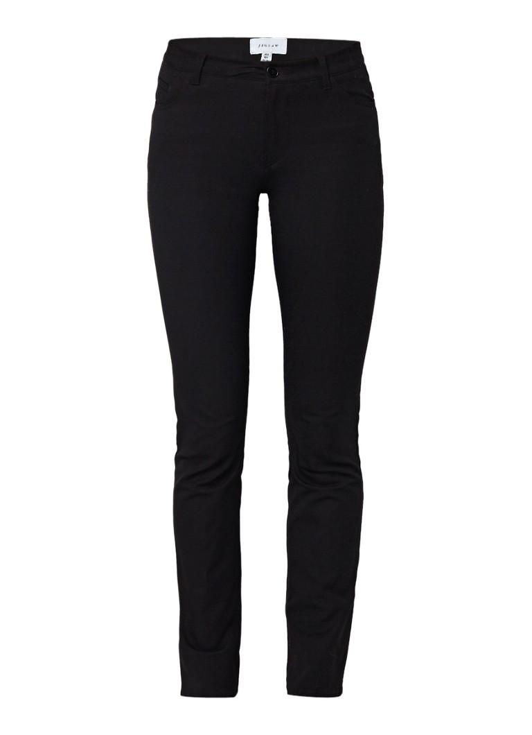 Jigsaw Mid rise slim fit jeans met bi-stretch