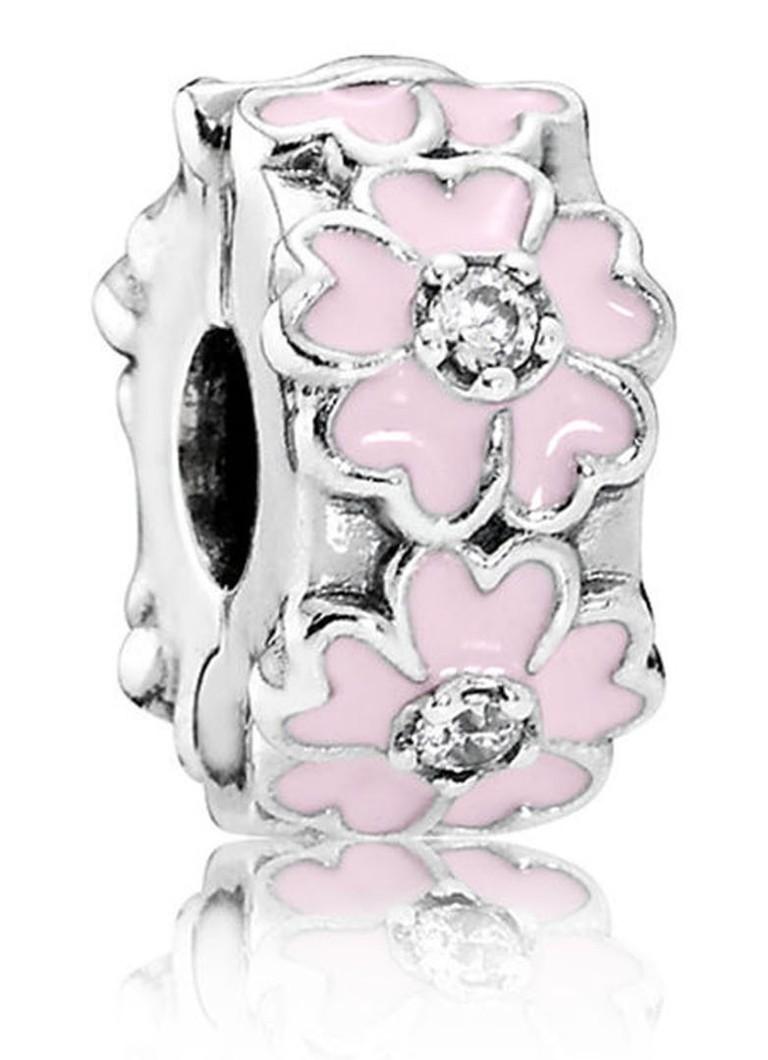 Pandora Bedel roze primula 791823EN68