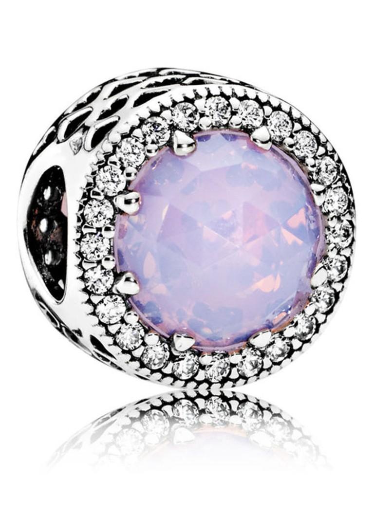 Pandora Roze bedel met stralende harten 791725NOP