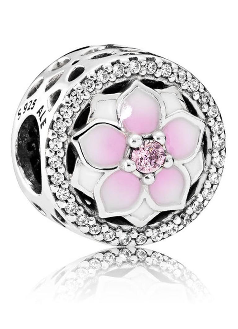 Pandora Bedel roze magnolia 792085PCZ
