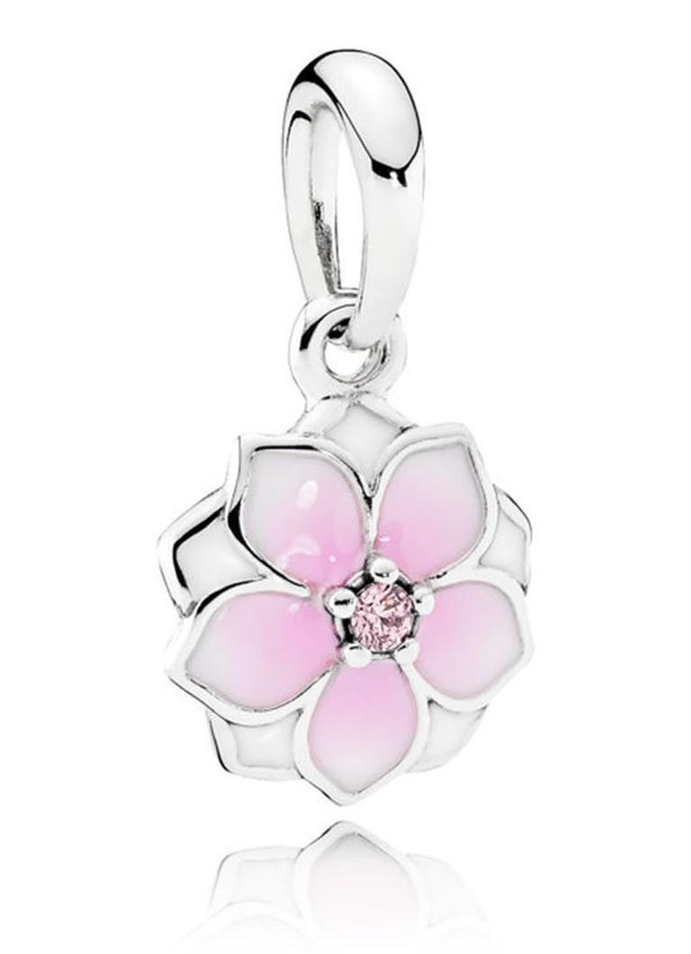 Pandora Hangende bedel roze magnolia 792086PCZ