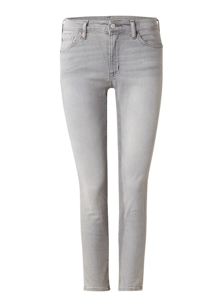Denim  and  Supply Ralph Lauren Cara high rise cropped skinny jeans