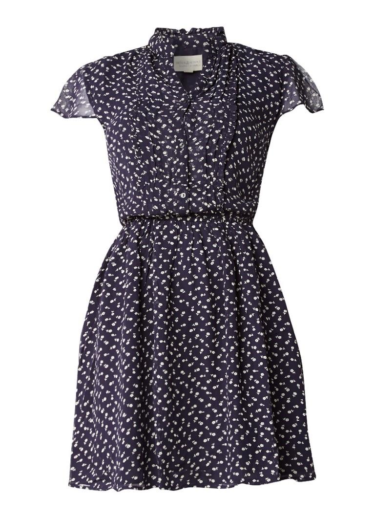 Denim  and  Supply Ralph Lauren A-lijn blousejurk met bloemendessin