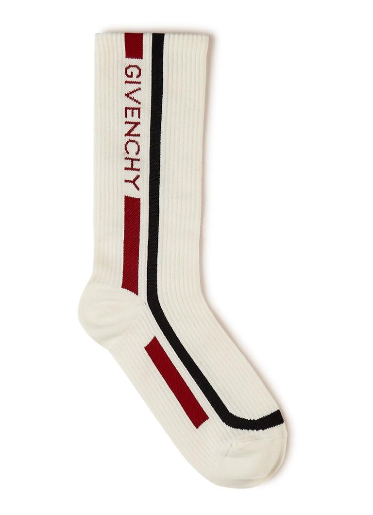 Givenchy Biker sokken met logo