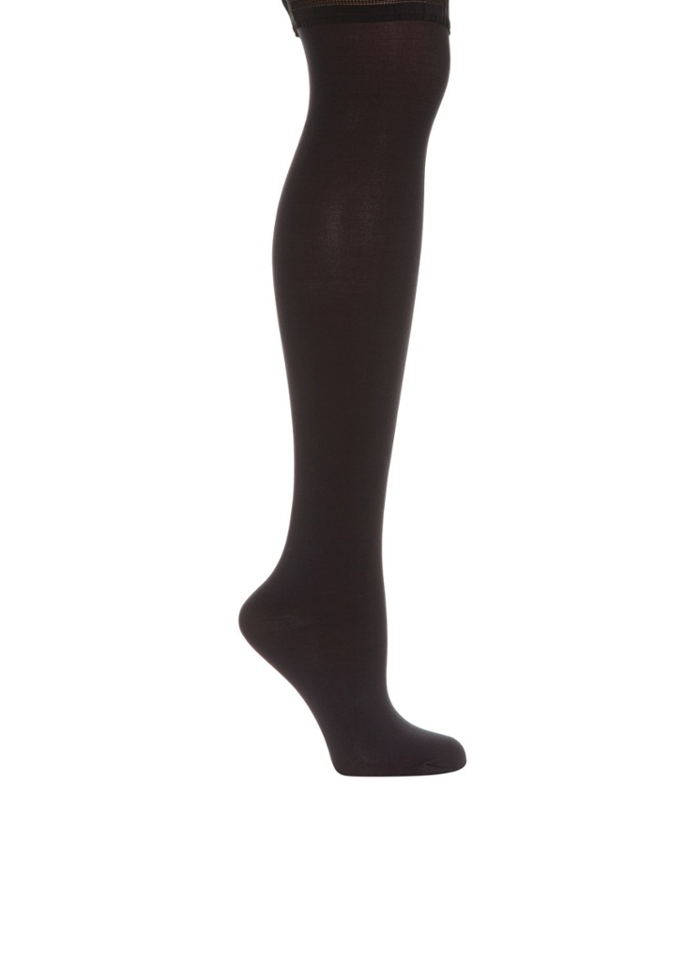 Wolford Stay-up Velvet de Luxe 50