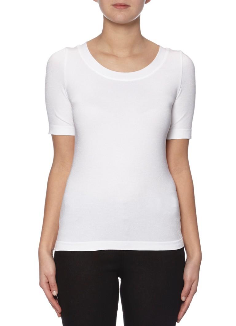 Wolford Lugano Shirt met korte mouwen