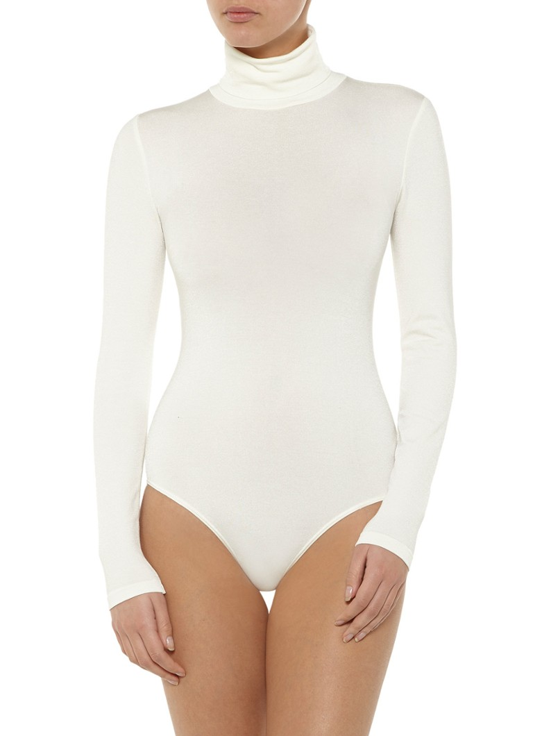 Wolford Body Colorado met lange mouwen