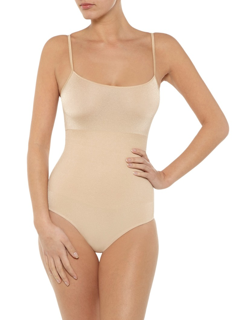 Wolford Corrigerende Opaque Naturel Forming body