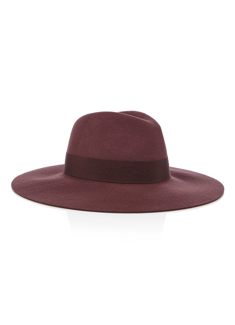 Brixton Piper hoed van wol