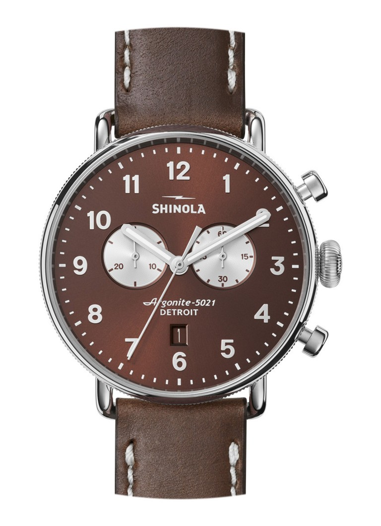 Shinola Horloge Canfiel S0120044136