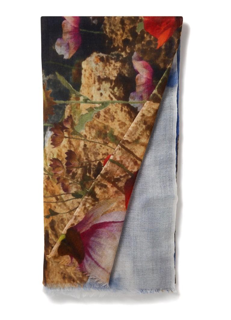 Becksöndergaard Meg sjaal van wol 215 x 100 cm