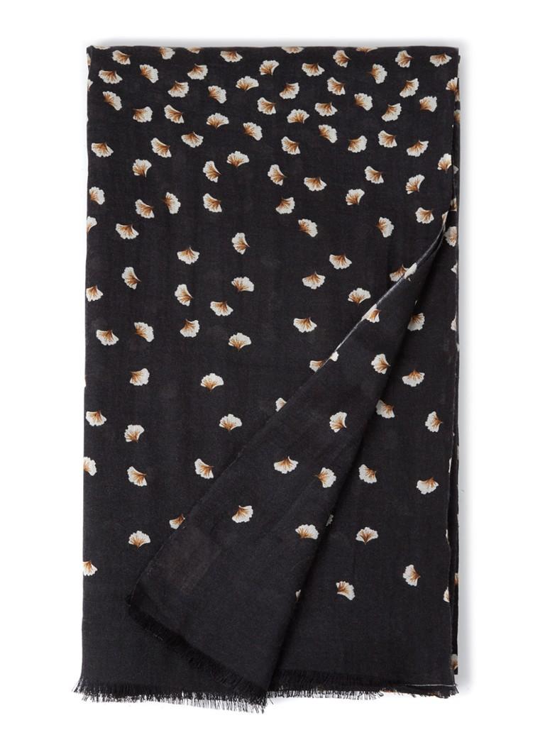 Becksöndergaard Lynn sjaal in zijdeblend 195 x 115 cm