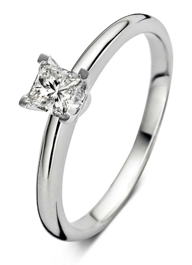 Diamond Point Princess groeibriljant ring