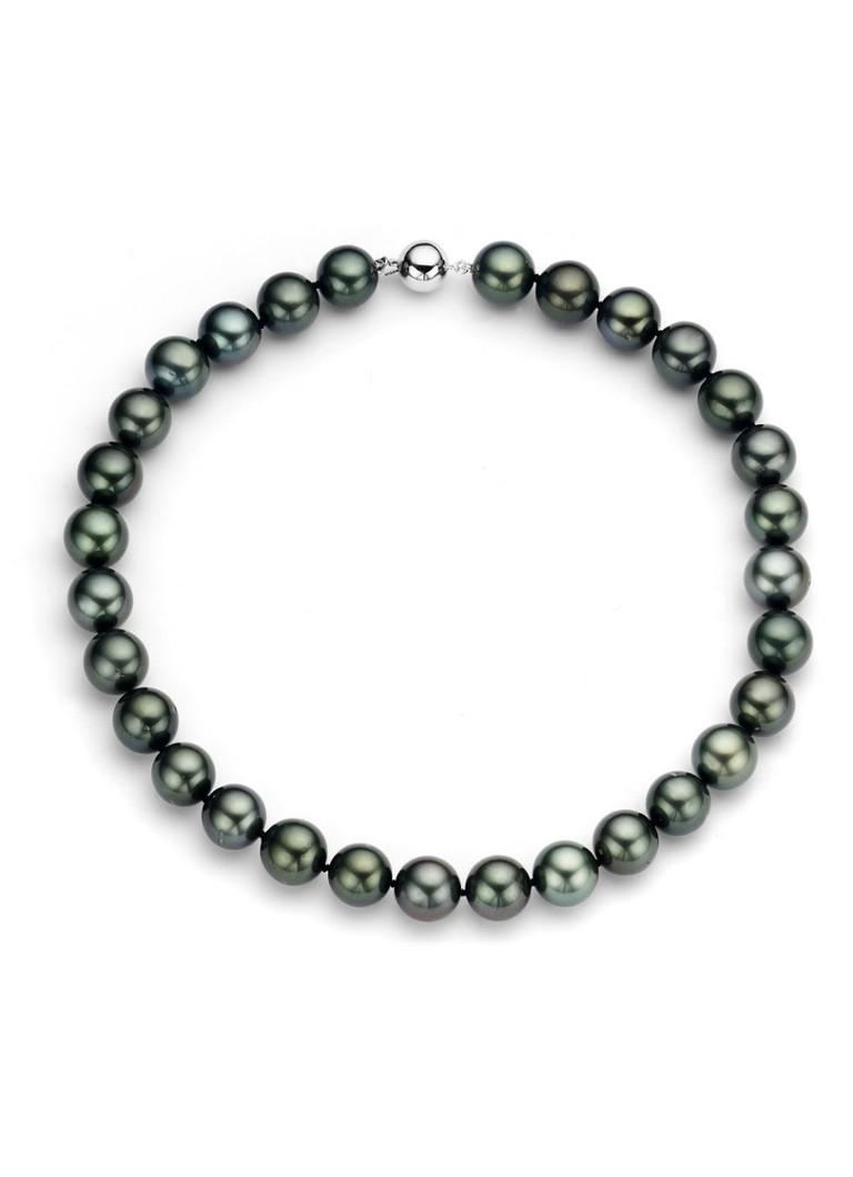 Diamond Point Parelcollier tahitiparel Pearls