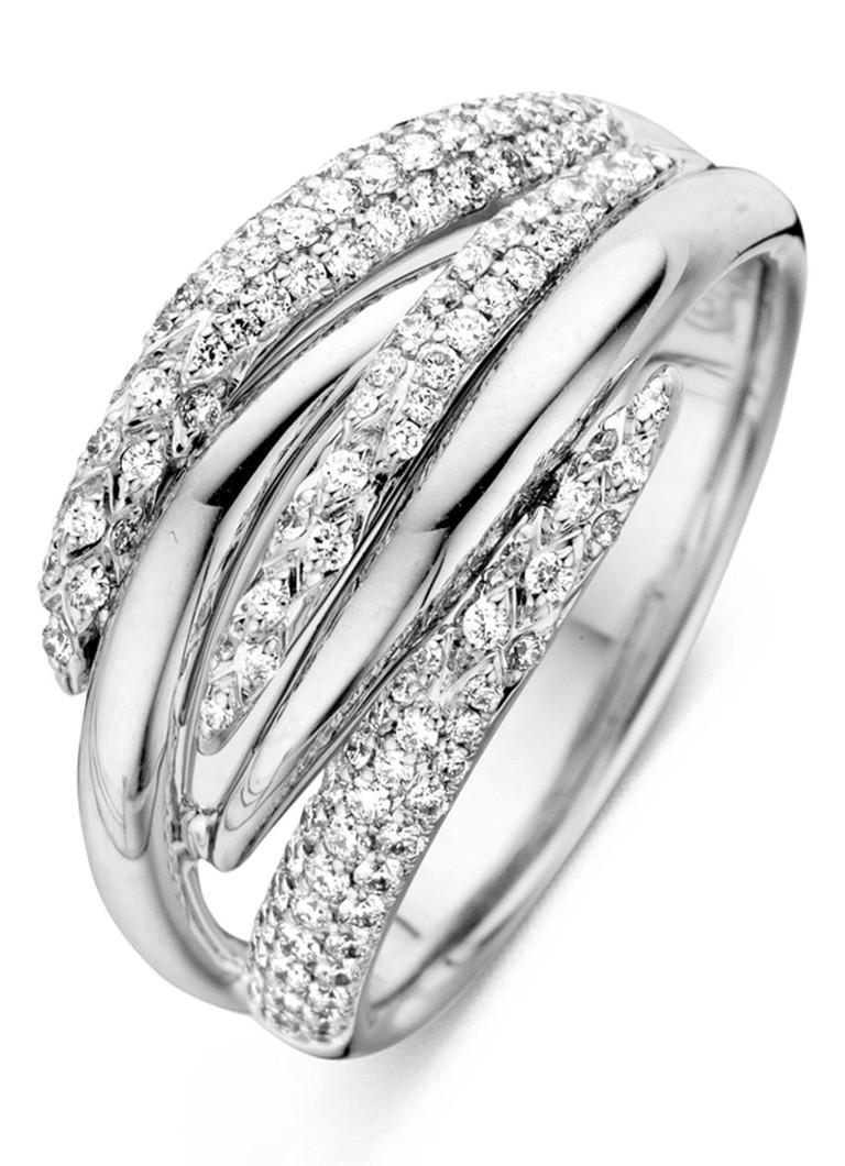 Diamond Point Beauties of the sea witgouden ring