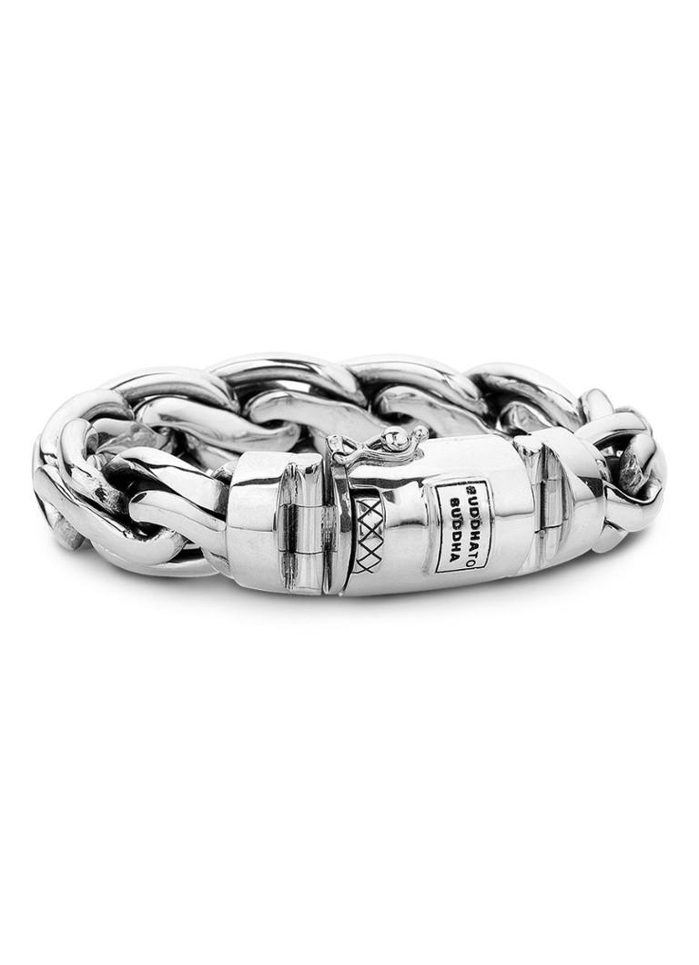 Buddha to Buddha Armband Kadek XL van zilver