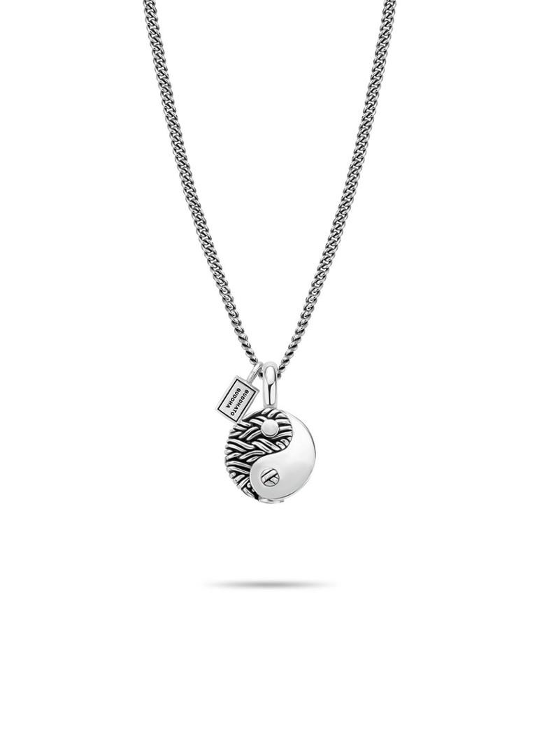 Buddha to Buddha Hanger Yin Yang XS van zilver