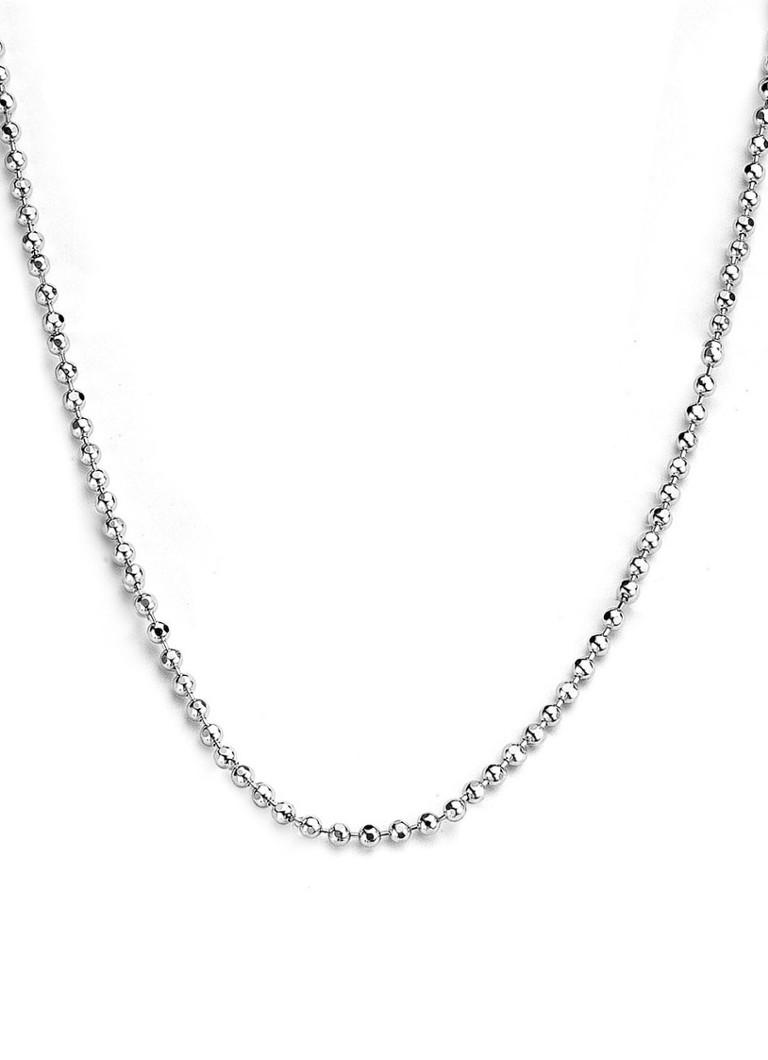 Casa Jewelry Collier Ballsy zilver