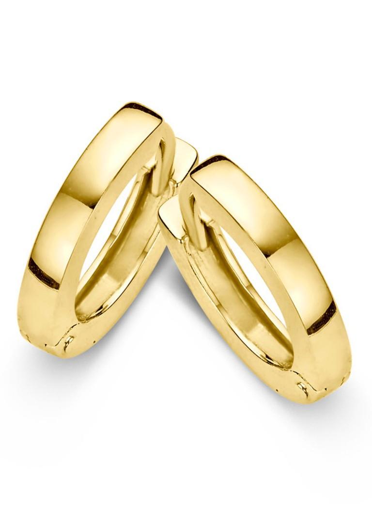 Casa Jewelry Creolen goudkleurig