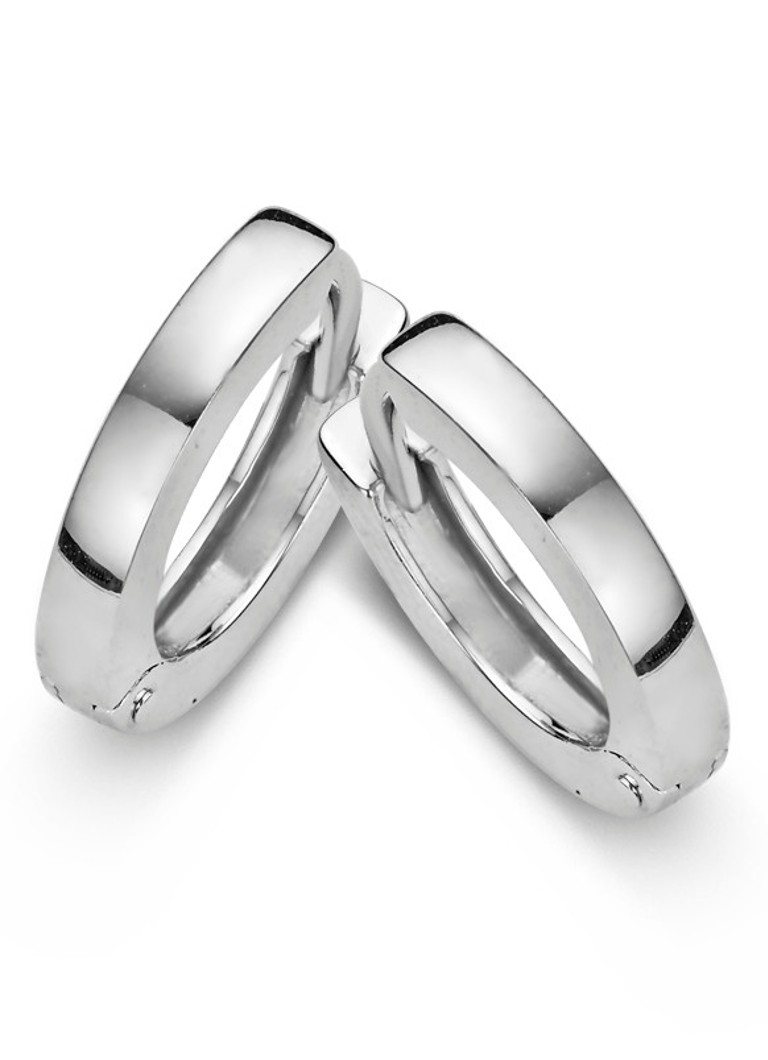 Casa Jewelry Creolen zilver