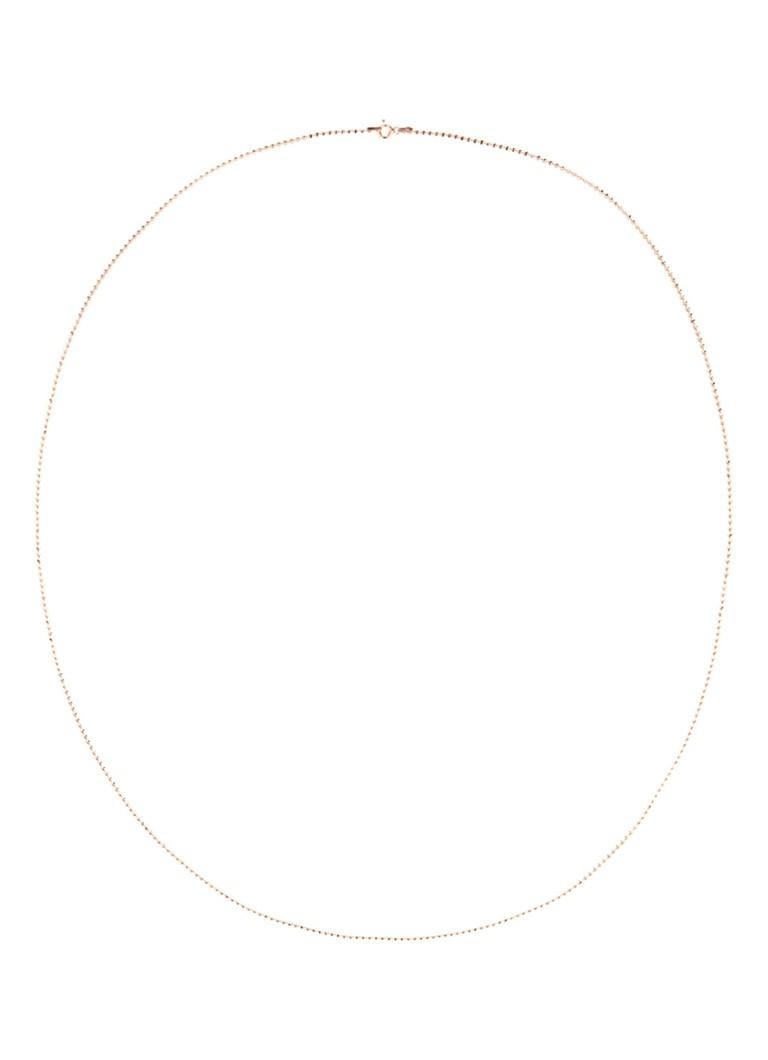 Casa Jewelry Collier Pupa roségoud