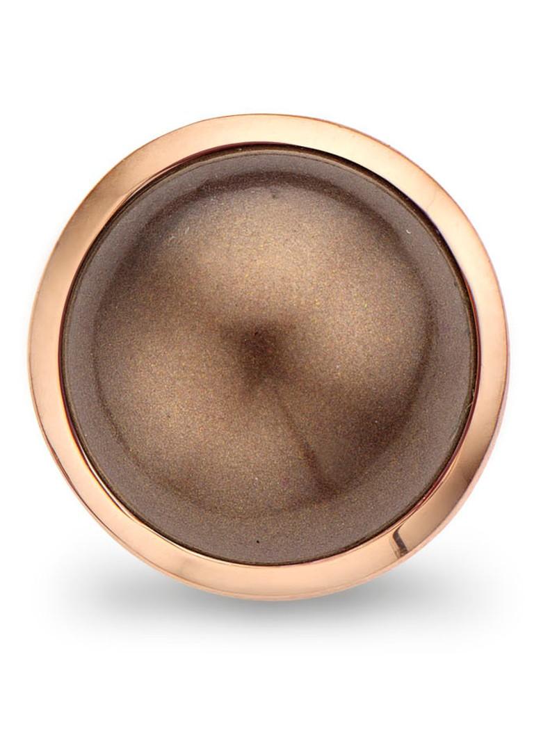 Casa Jewelry Clip Bubbles Brown Pearl