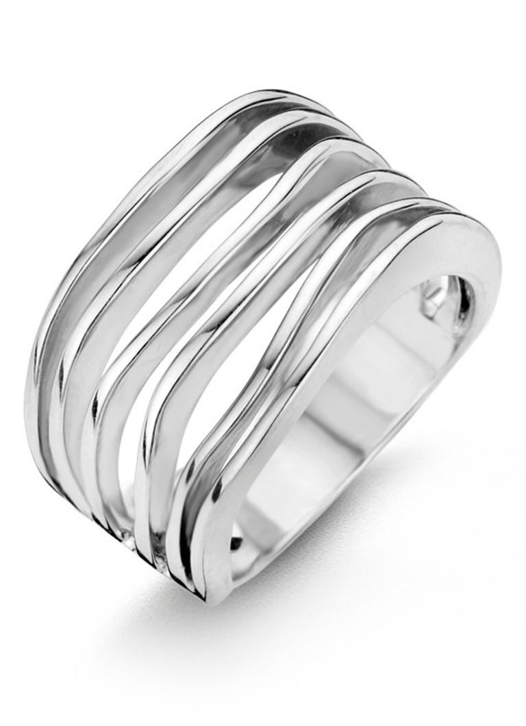 Casa Jewelry Ring Storm van zilver