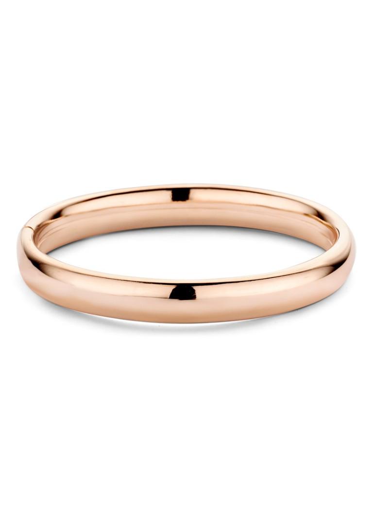 Casa Jewelry Slavenarmband Class L van zilver met rosé gouden plating